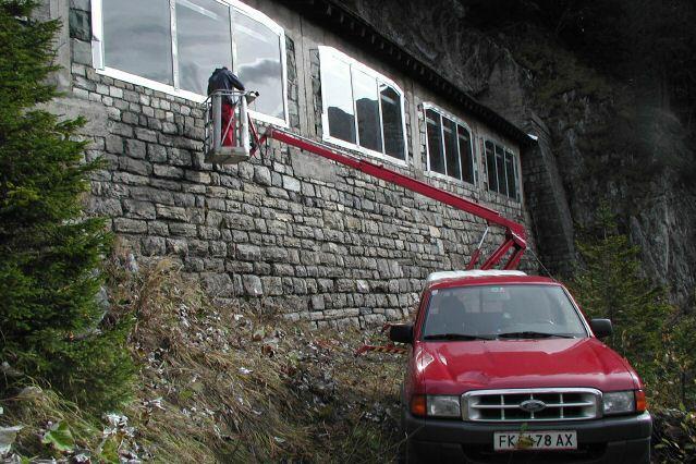 Tunnelverglasung